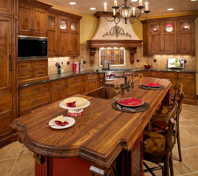 rustic kitchen designs