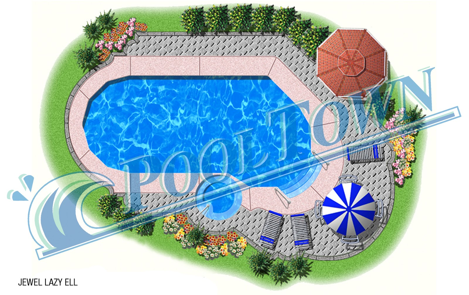 Professional Pool Designers recommend country pool Professional In Ground Pool Installation Team Will Be On Tobi Court Today Installing A New 16 X 37 Jewel Lazy Ell Our Professional Pool Designers Can