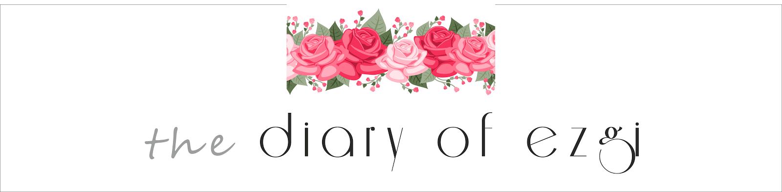 ❤ The Diary of Ezgi: Kozmetik/ DIY/ Tasarım...