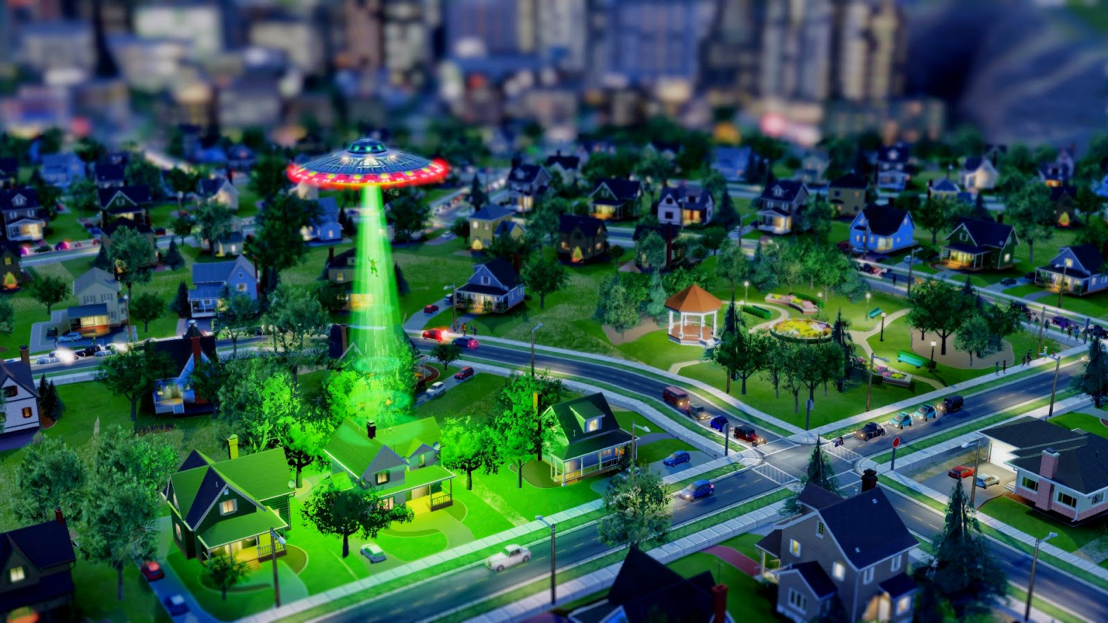 Game SimCity 2013