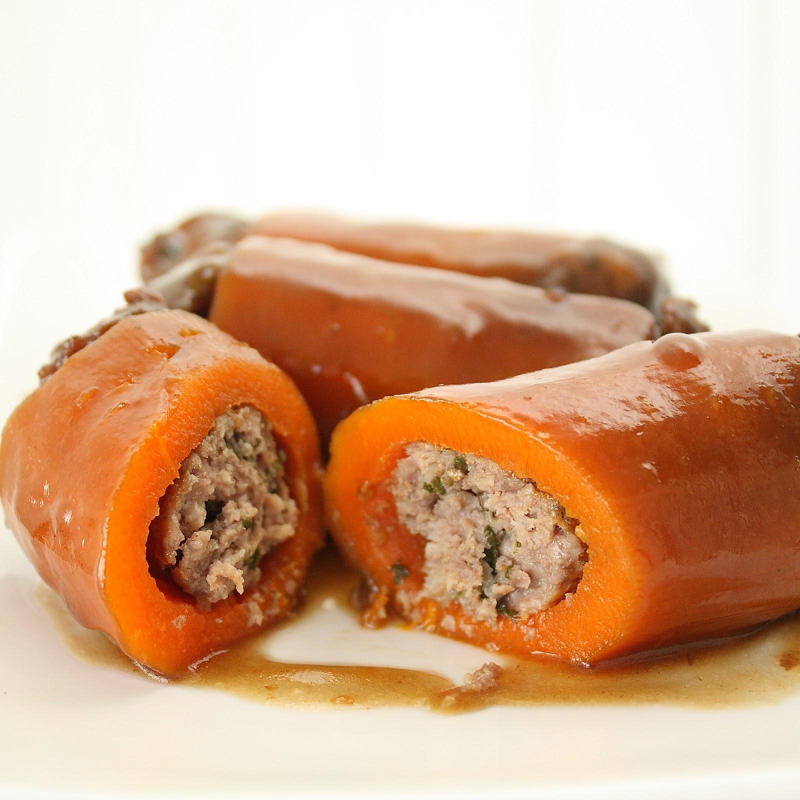 фаршированная морковь фото