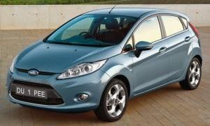 Tips Memilih Mobil Second Ford Fiesta