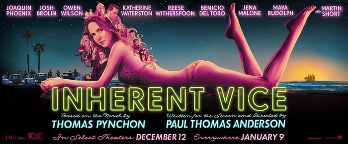 Movies: Inherent Vice, Whiplash