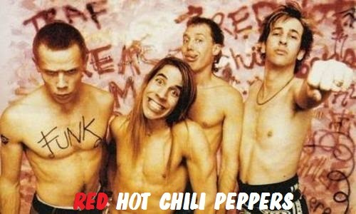 Red Hot Chili Peppers Under The Bridge Single The Salty Bloom Magazine Under The Bridge By Red Hot Chili Peppers