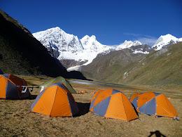 Santa Cruz Trekking Peru 2015