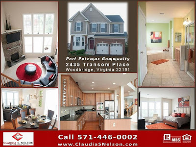 Port Potomac Home for Sale Price Reduced 2435 Transom Pl