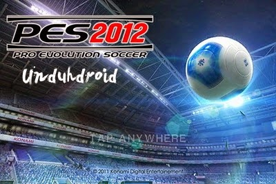 PES 2012 Android Update