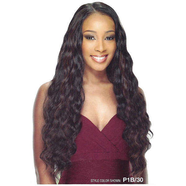 Equal double weave invisible part stunning wave 5pcs equal top synthetic brand of shake n go released 5 pieces of attrak weaving hair stunning wave 5pcs pmusecretfo Gallery