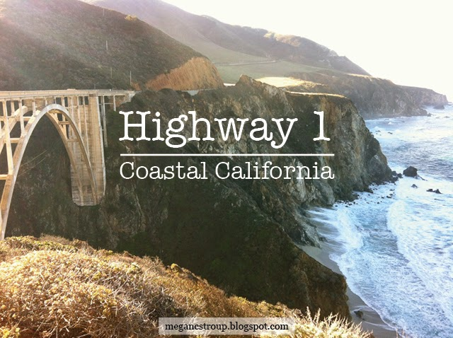 California Highway 1 on Semi-Charmed Kind of Life