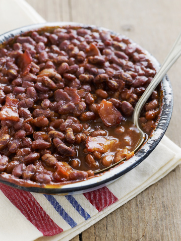 Hot And Smoky Baked Beans Recipes — Dishmaps