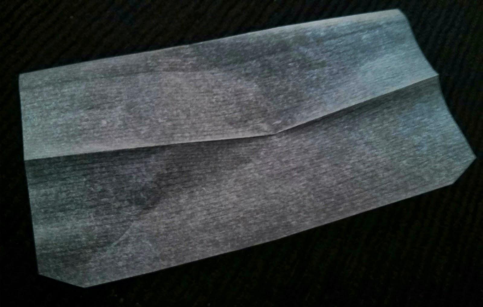 papel gizeh esquinas cortadas