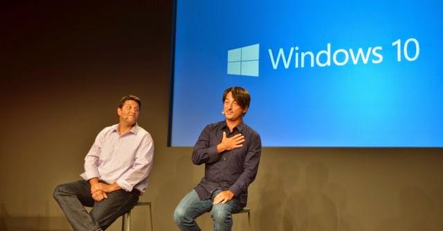 Windows 10 và những thắc mắc của người dùng