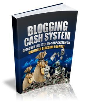 BLOGING CASH SYSTEM