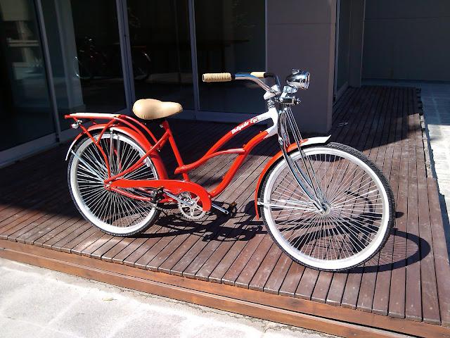 Bicicleta Cruiser style - Delgado Cycles