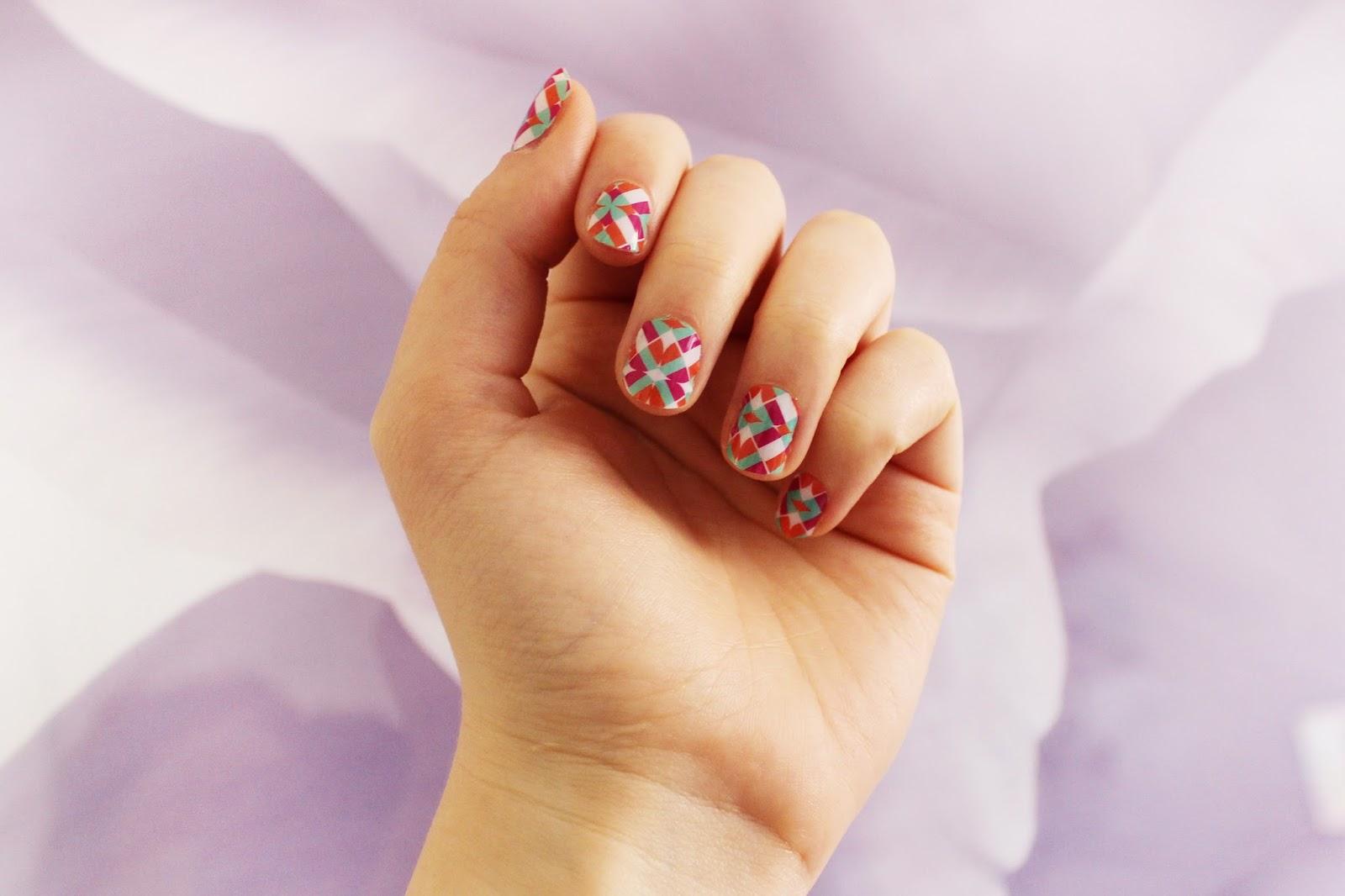 cloudycoconut: Jamberry Nail Wraps