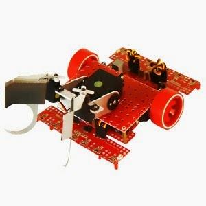 Robot Arox-1 dengan Gripper