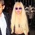 FOTOS HQ: Lady Gaga abandonando restaurante en West Hollywood - 08/09/15