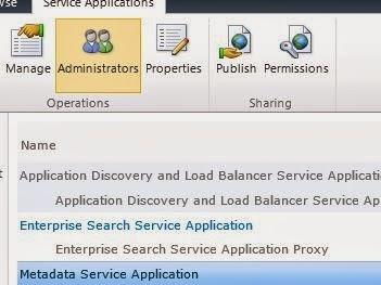 web application proxy service account