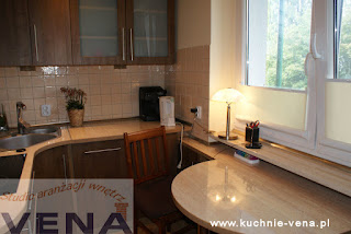 Aranżacja kuchni Lublin - Vena