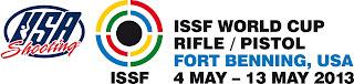 Copa do Mundo ISSF de Carabina e Pistola - Tiro Esportivo
