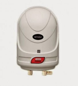 Snapdeal: Buy V-Guard 10L Sprinhotplus Instant Geysers at Rs.4749