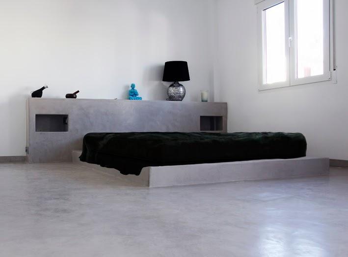 Muebles de Microcemento  Pavimentos de diseño