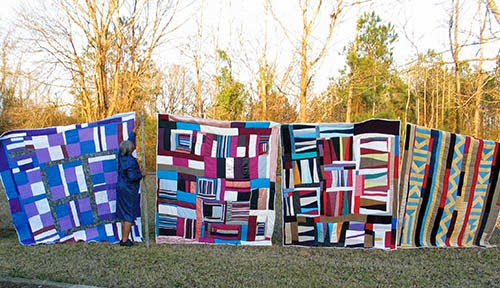 Workshop Gees Bend Quilting The Maiwa Blog
