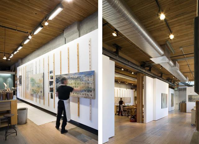 16 precedence tom kundig artist studio artists studio lighting