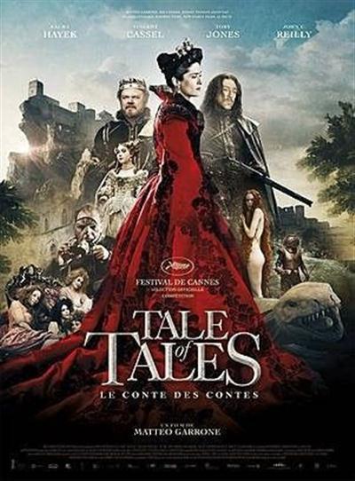 Tale of Tales 2015 BRRip 480p 300mb ESub