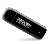 Prolink 3.5G PHS101 USB HSDPA Modem