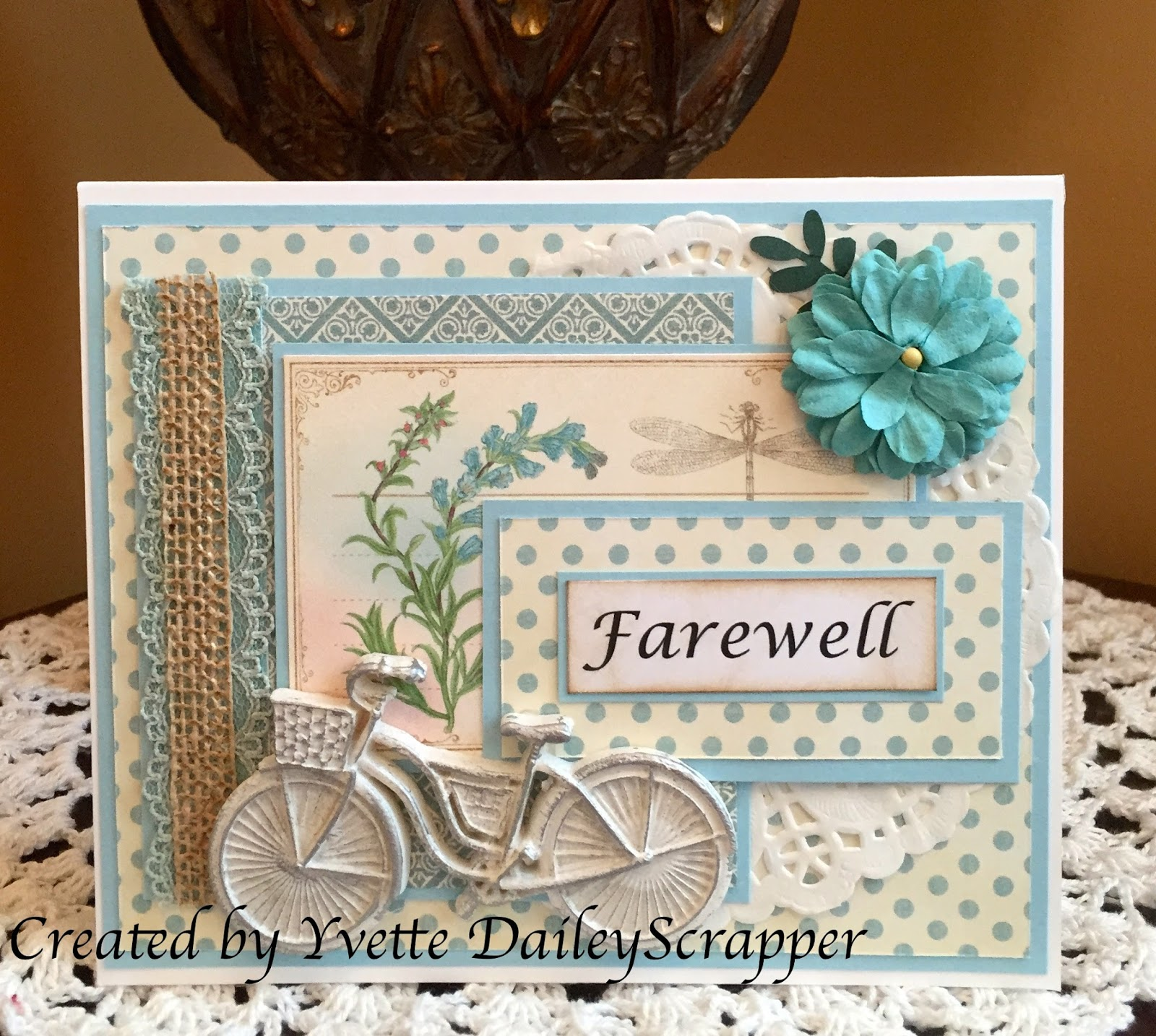 daileyscrapper  farewell cards