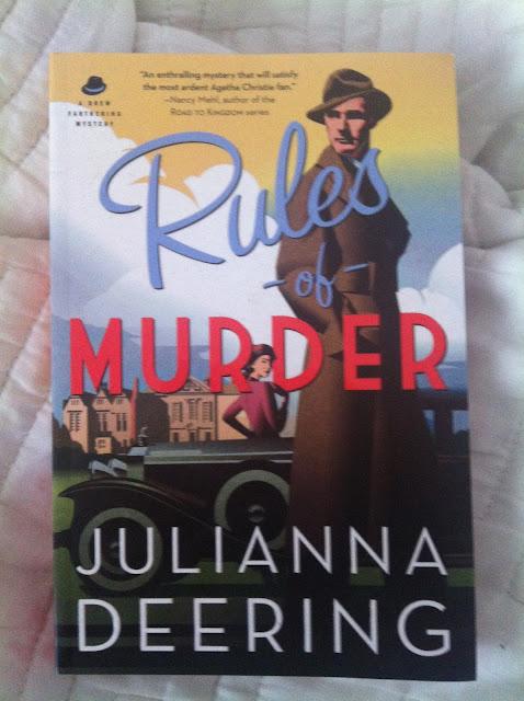 Book by Julianna Deering