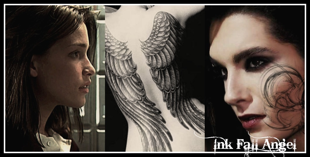 Ink Fall Angel