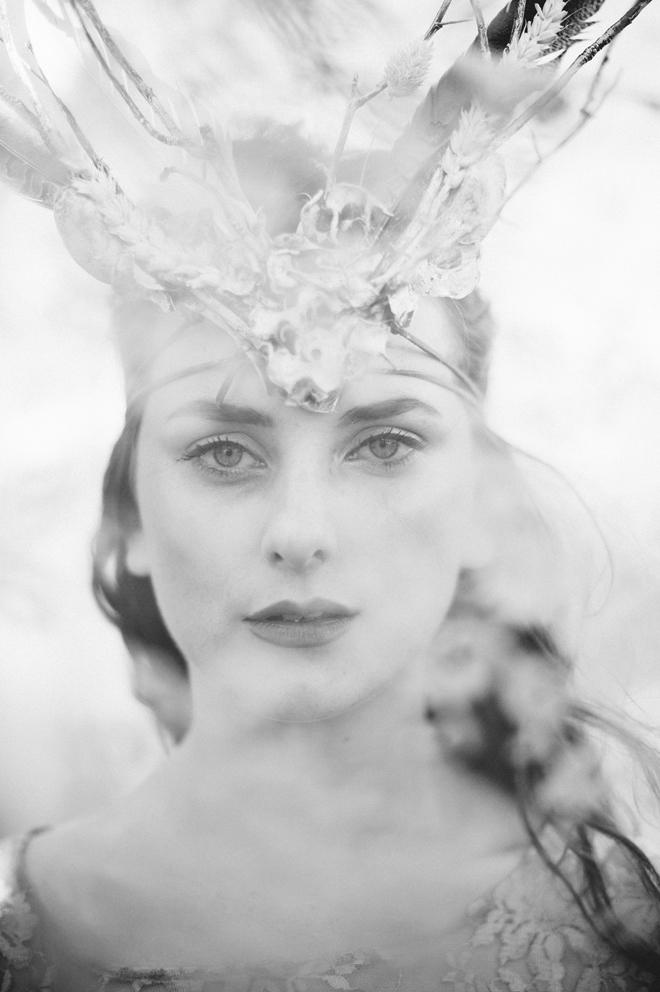 How to dress bohemian - Alexandra King, Elmore Court Shoot with Laura Power
