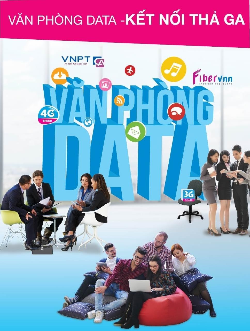 Internet VNPT + Sim Vinaphone VNPT HCM