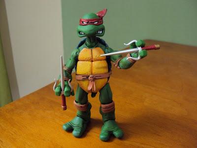 Raphael Teenage Mutant Ninja Turtles Action Figures