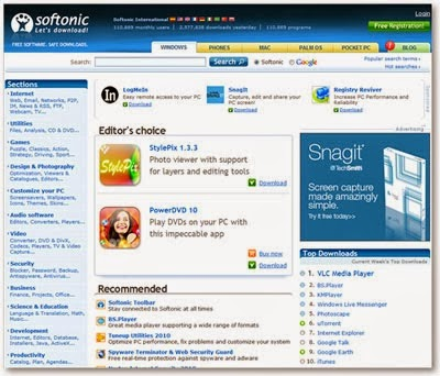 List Best Websites To Download Free Software 18