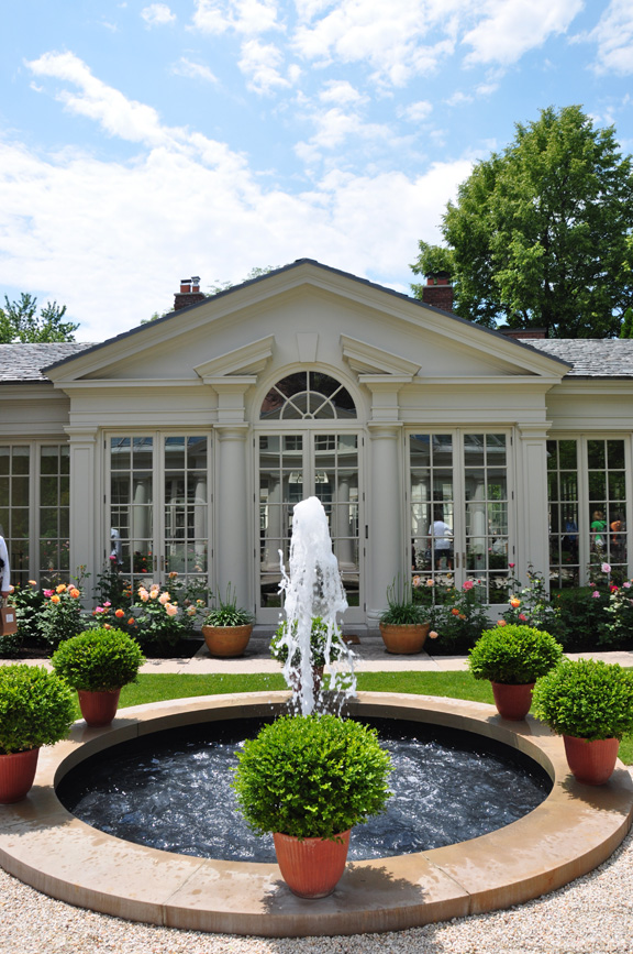 Fontane Pool+House