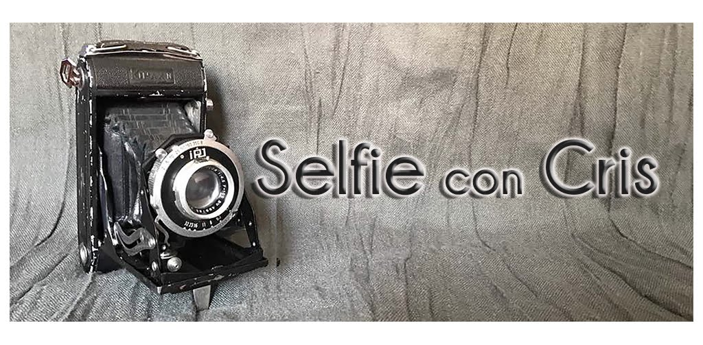 Selfie Con Cris