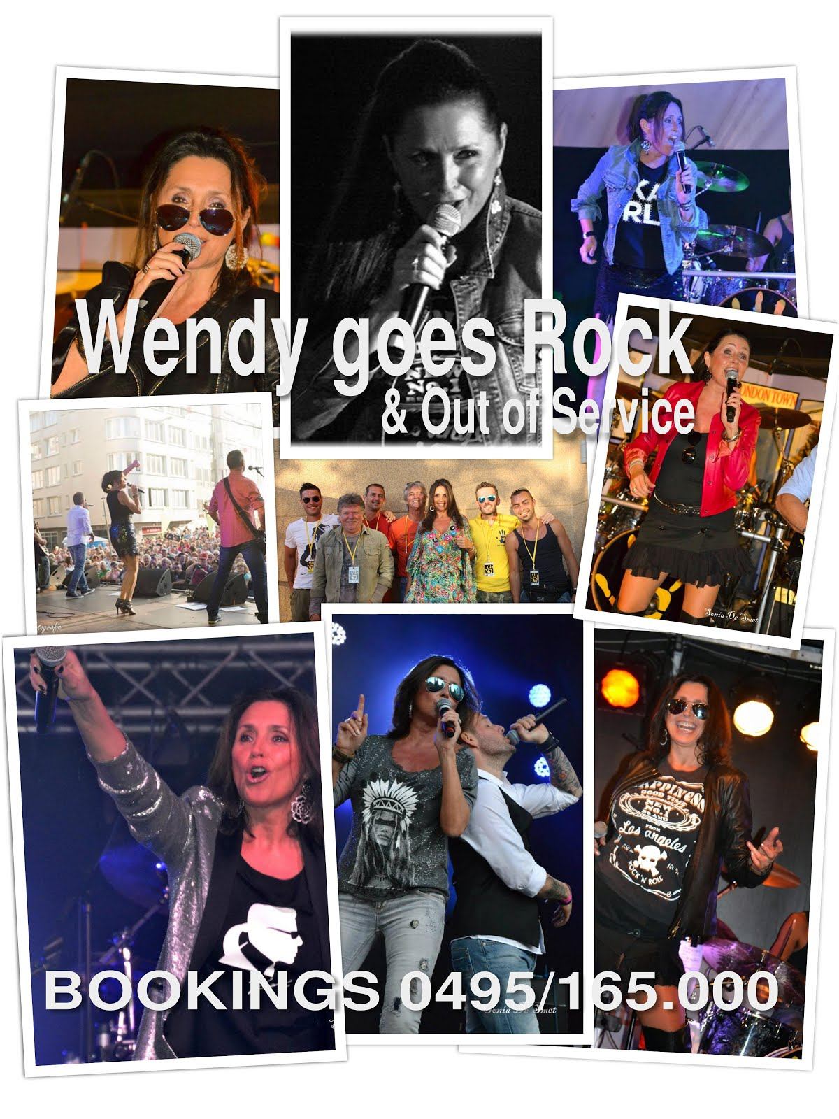 Wendy goes Rock