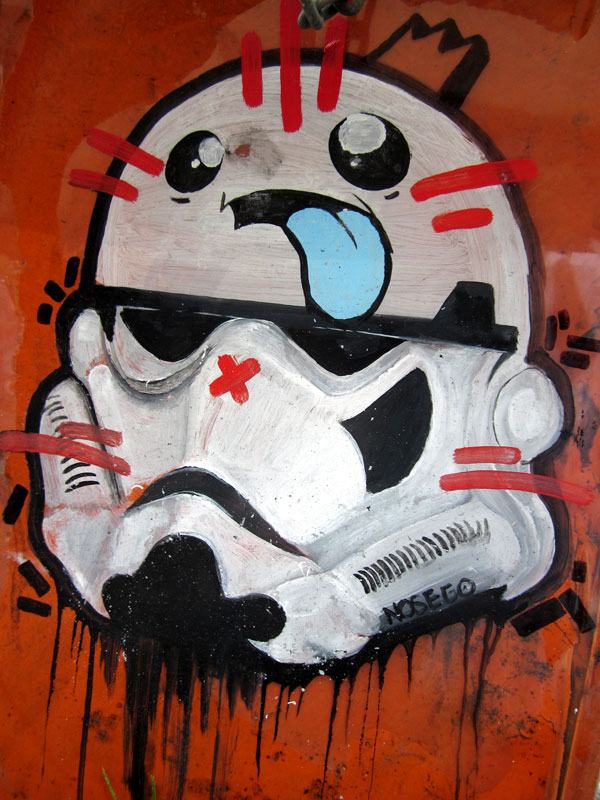 Storm Trooper by NoseGo