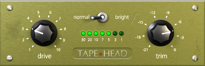 Massey Plugins Inc. TapeHead