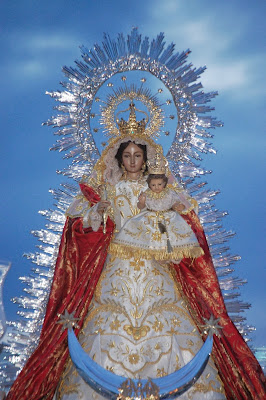 Nuestra Patrona, Maria Stma de Belén Coronada