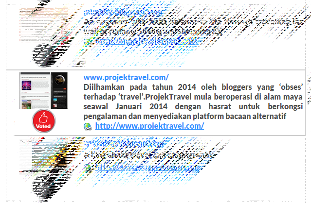 BLOG PROJEK TRAVEL DI MSMW2015