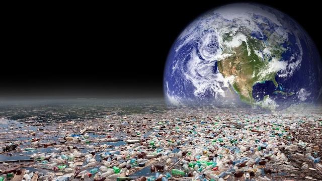 Ένας πλανήτης πνίγεται στα πλαστικά. (τα οποία από τις θάλασσες, μάλλον καταλήγουν στο πιάτο μας)
