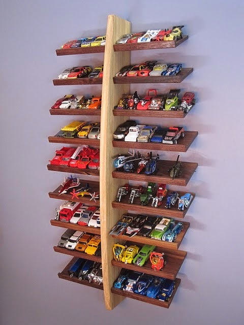 playroom toy storage cars