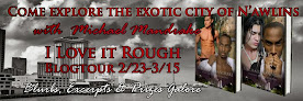 I Love it Rough Blogtour