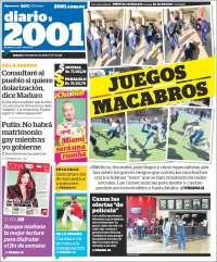 15/02/2020 PRIMERA PAGINA DE 2001 DE VENEZUELA