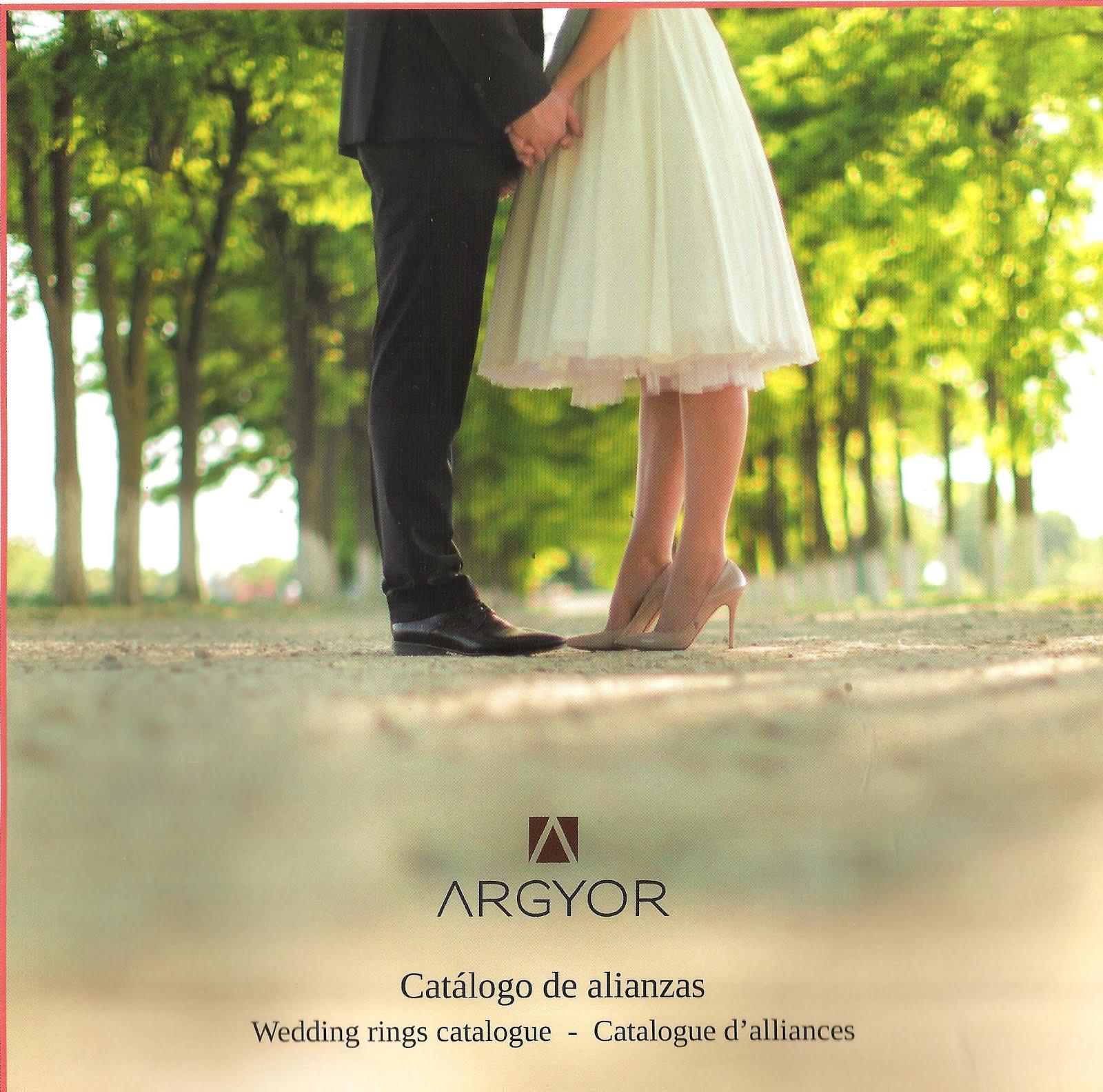 Nuevo Catálogo de Alianzas Argyor