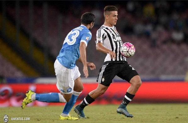 Hasil Pertandingan Liga Italia: Napoli 1-0 Juventus Minggu Dini Hari 27 Sept 2015
